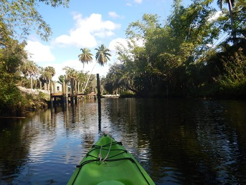 paddle Imperial River, Great Calusa Blueway, kayak, canoe