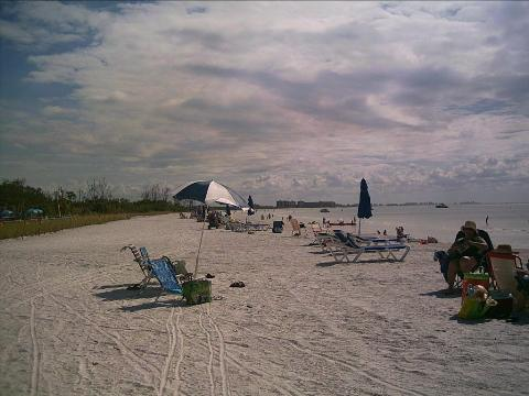 paddling Lovers Key, Great Calusa Blueway, kayak, canoe