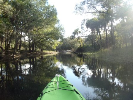 paddle Dora Canal