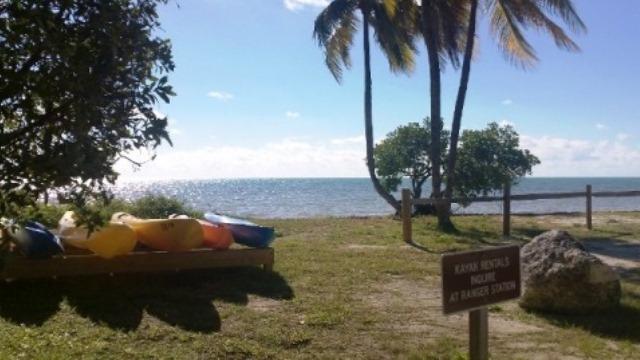 Long Key State Park, Paddling in Florida Keys, Kayak, Canoe